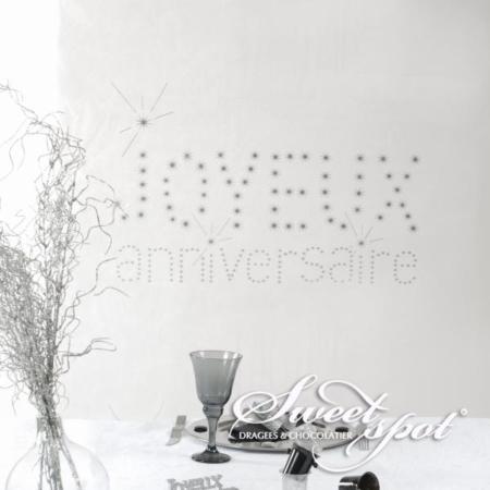 Banner Joyeux Anniversaire