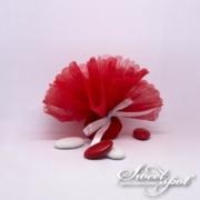 Cercle Nuage - Rouge