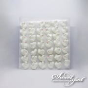 Colombe en sucre - Blanc