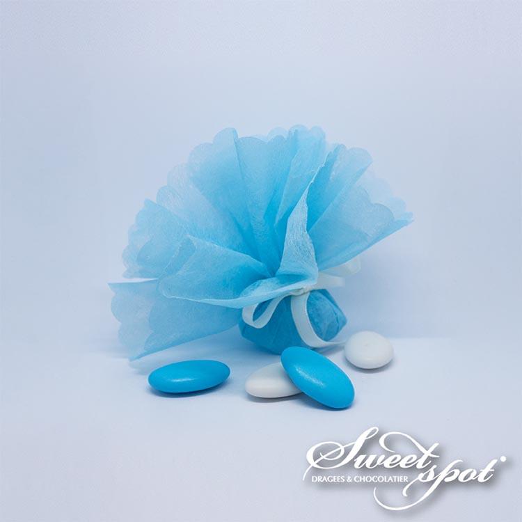 Cercle Nuage - Turquoise