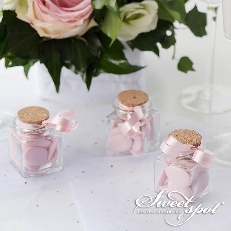 Little Square Jar