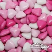 Mini Cœur Mix - Rose