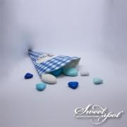 Boîte Cone Mickey - Bleu