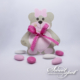 Teddy Bear Stand Up Box - Pink