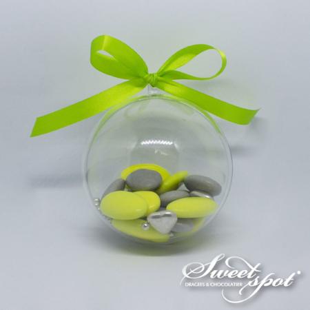 Plastic Ball 8 cm