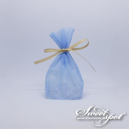 Bourse Nuage - Bleu Ciel (10 pièces)