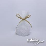 Cloud Candy Bag - White