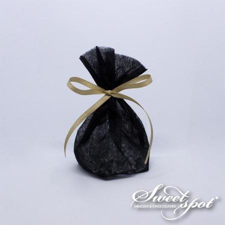 Bourse Nuage - Noir