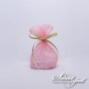 Bourse Nuage - Rose