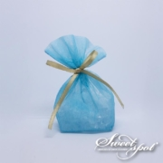 Bourse Nuage - Turquoise
