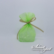 Cloud Candy Bag - Green