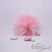 Cercle Nuage - Rose