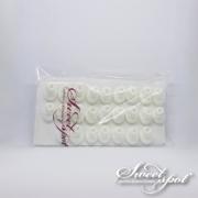 Sugar slipper - White