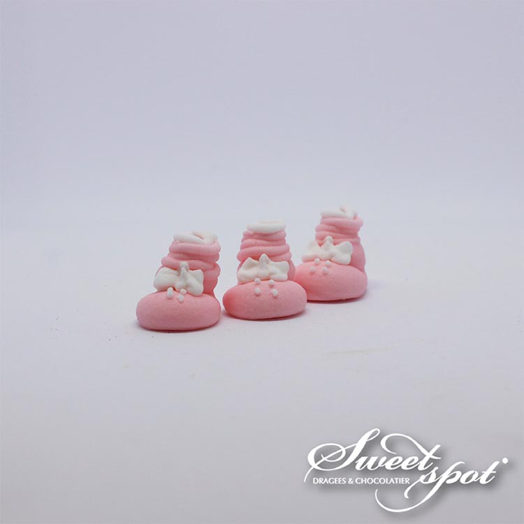 Sugar slipper - Pink