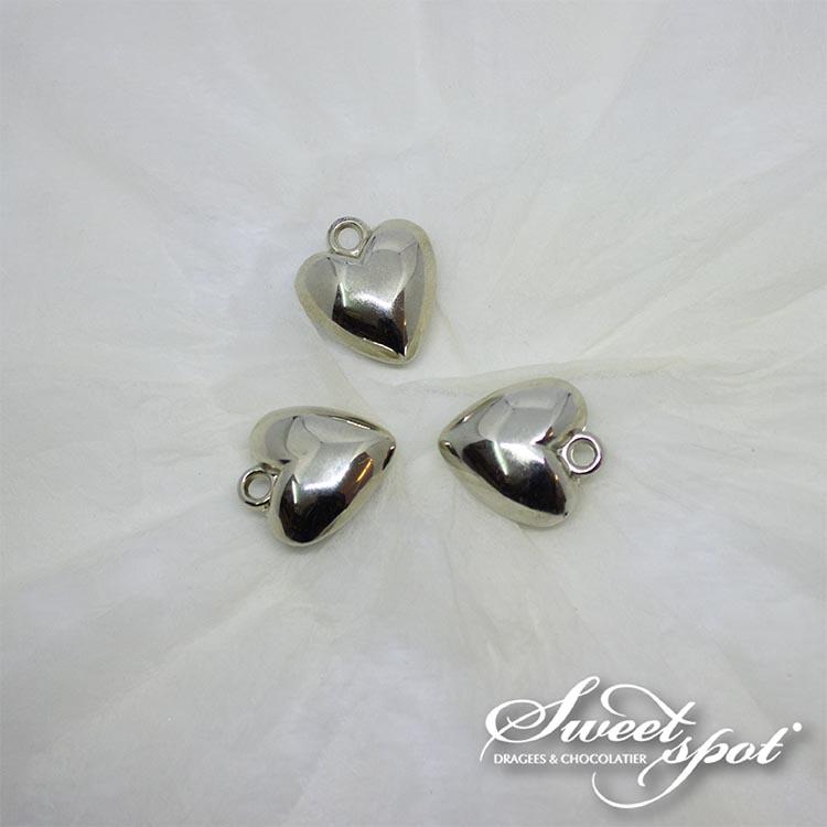 Heart - Silver