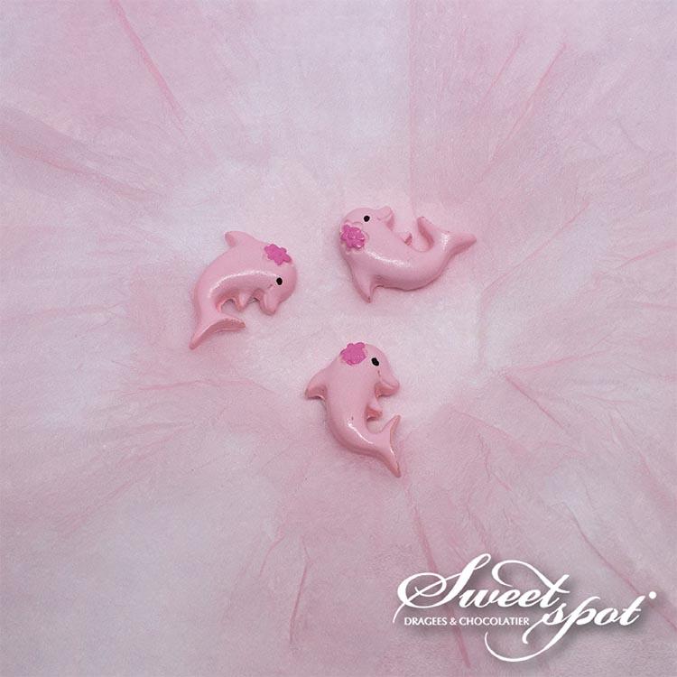 Dauphins - Rose