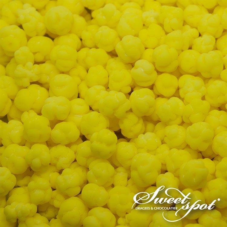 Mauritian Anise Dragées - Yellow
