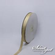 Ruban Scia 10mm - Crème