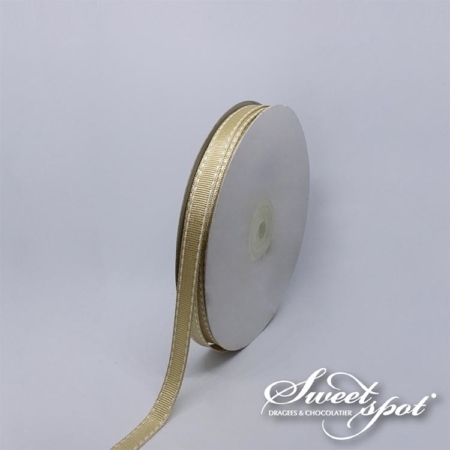 Scia 10mm Ribbon - Off White