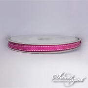 Scia 10mm Ribbon - Fuchsia