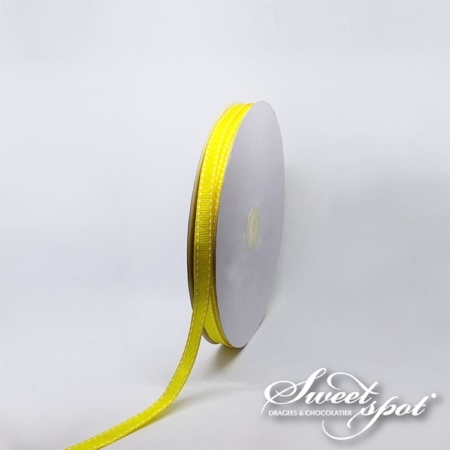 Scia 10mm Ribbon - Yellow