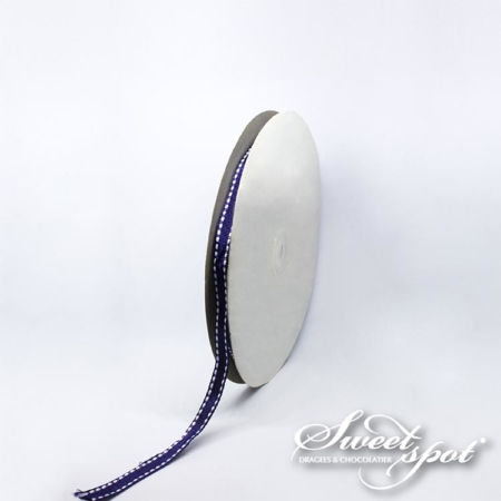 Scia 10mm Ribbon - Navy Blue