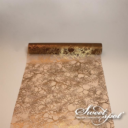 Table Runner - Copper Plant