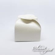 TiCredo Ivory Cardboard Box