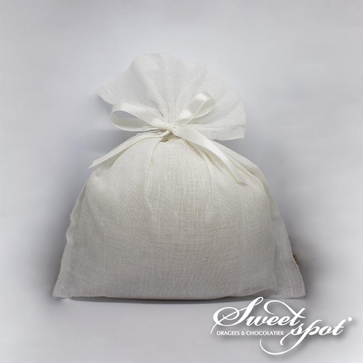 Emballage Lin Blanc