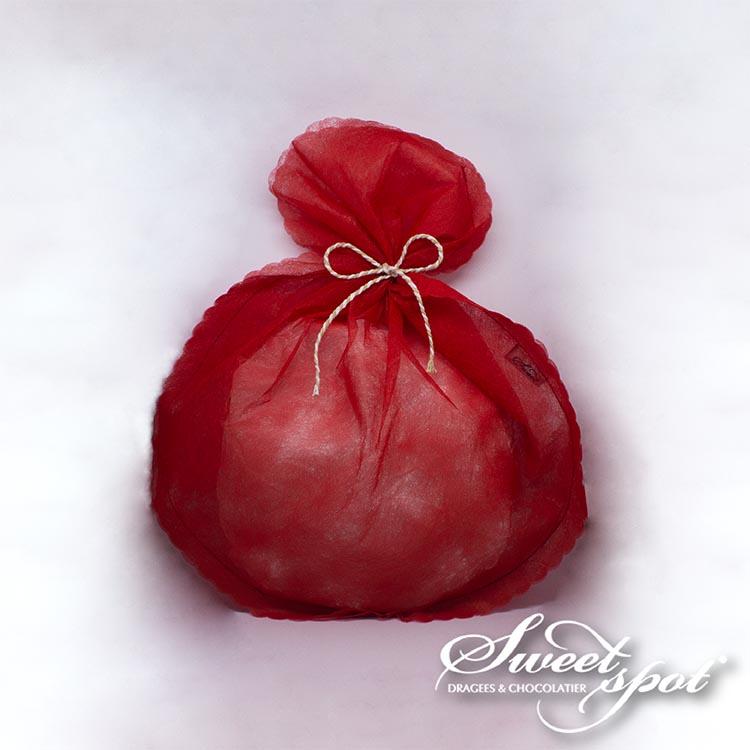 Red Pom-pom Packaging