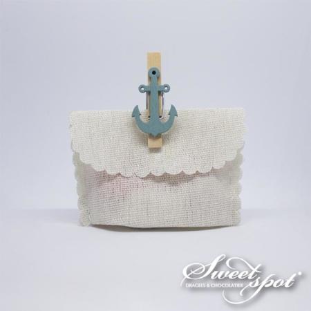 Pince Bord de Mer (6 pièces)