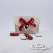 Cotton Rectangle pouch